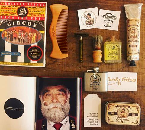 Circus Barber Shop Carpi Il Mostardino 2