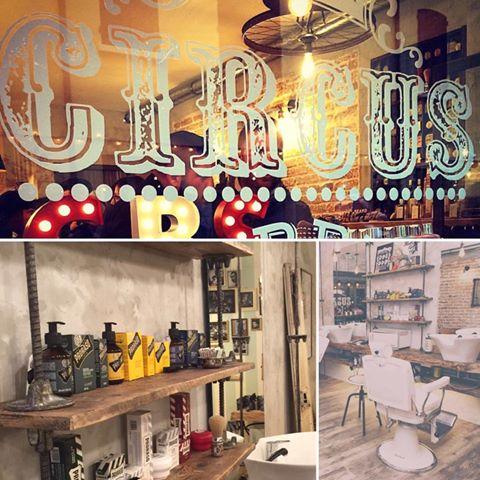 Circus Barber Shop Carpi Il Mostardino 5