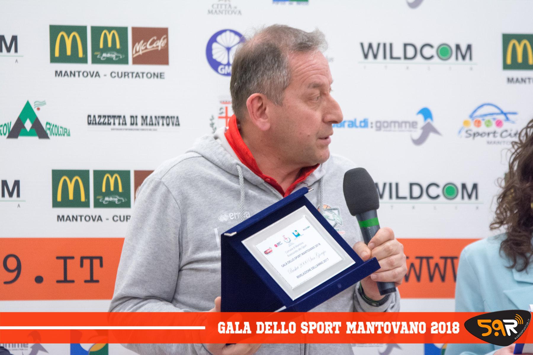 Gala dello Sport Mantovano 2018 Web Radio 5 (100)