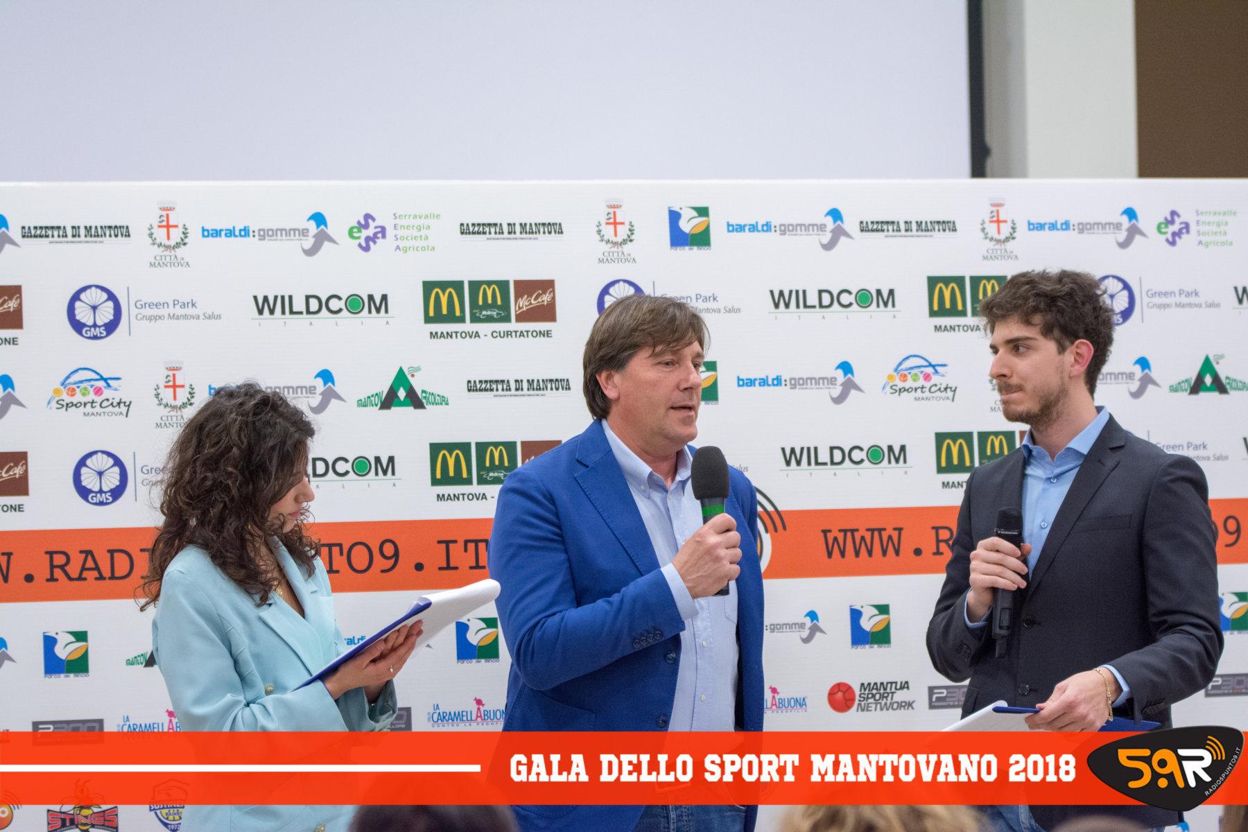 Gala dello Sport Mantovano 2018 Web Radio 5 (101)