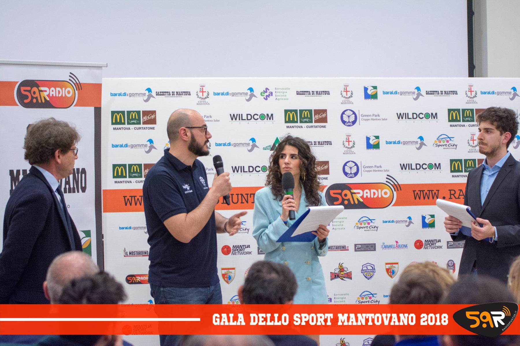 Gala dello Sport Mantovano 2018 Web Radio 5 (104)