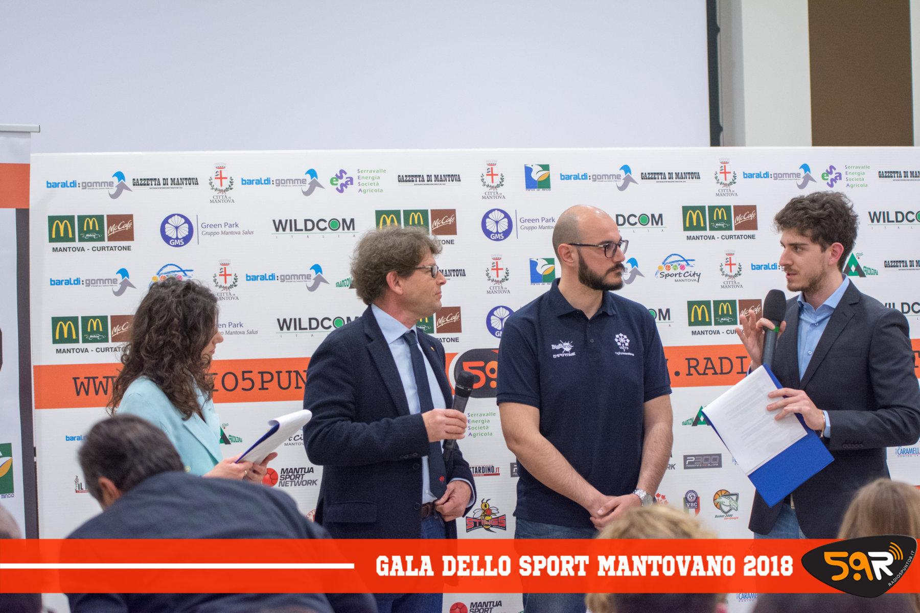 Gala dello Sport Mantovano 2018 Web Radio 5 (107)
