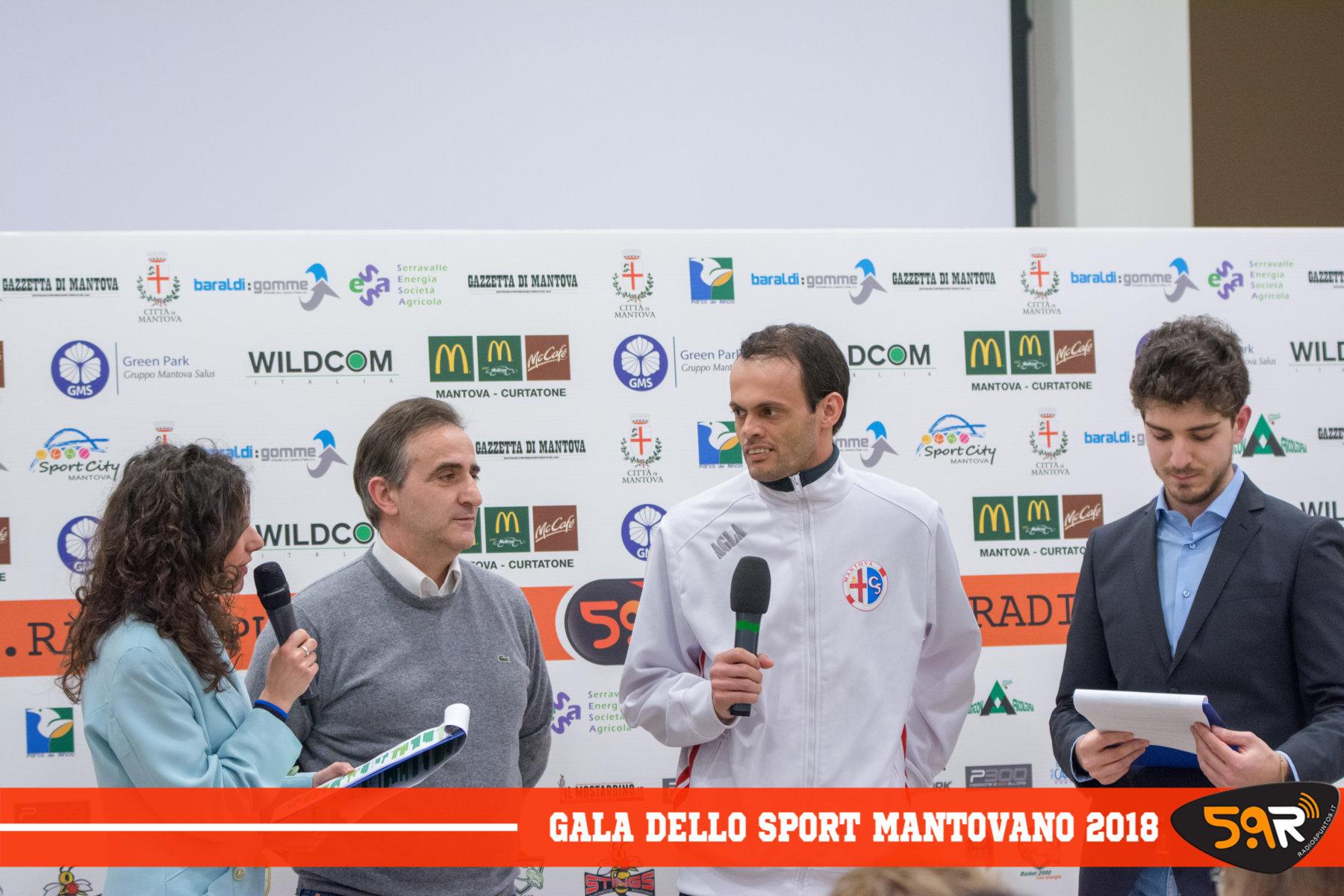 Gala dello Sport Mantovano 2018 Web Radio 5 (108)