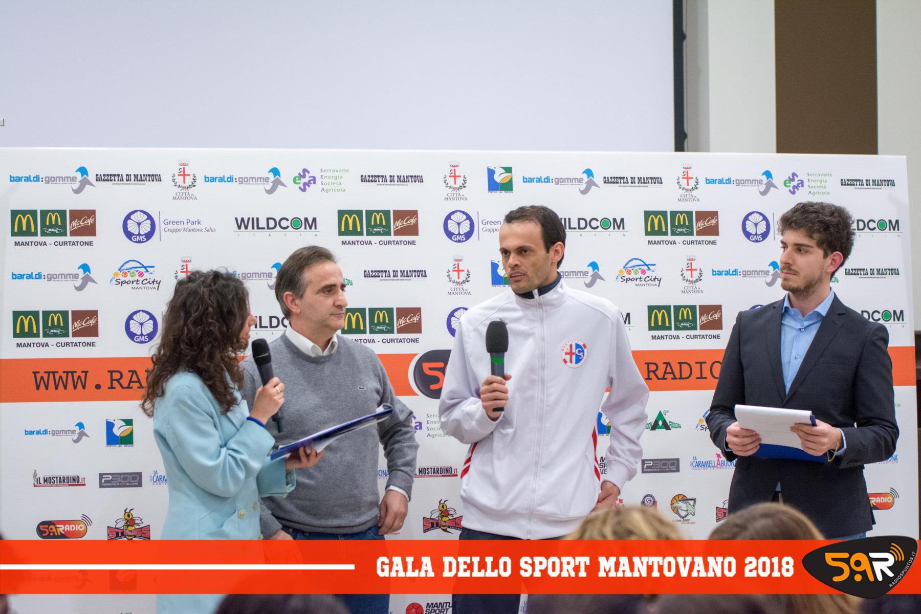 Gala dello Sport Mantovano 2018 Web Radio 5 (109)