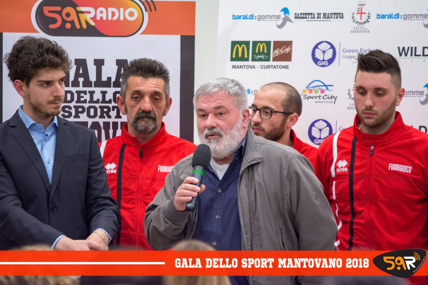 Gala dello Sport Mantovano 2018 Web Radio 5 (112)