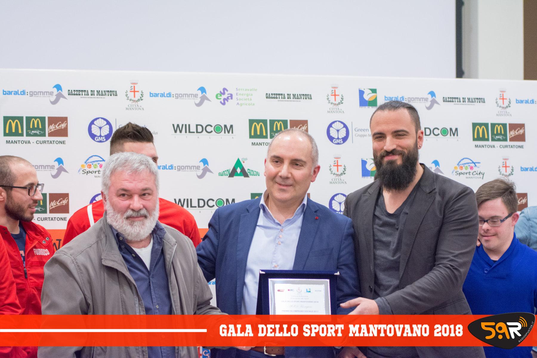 Gala dello Sport Mantovano 2018 Web Radio 5 (113)