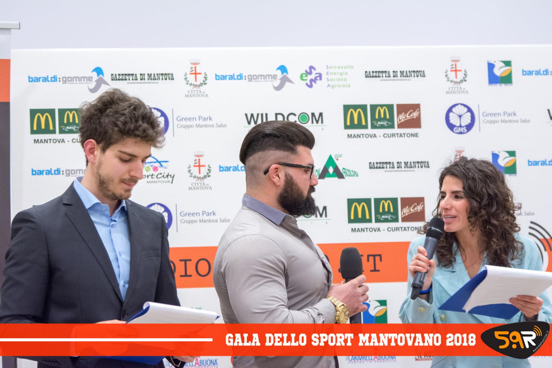 Gala dello Sport Mantovano 2018 Web Radio 5 (114)