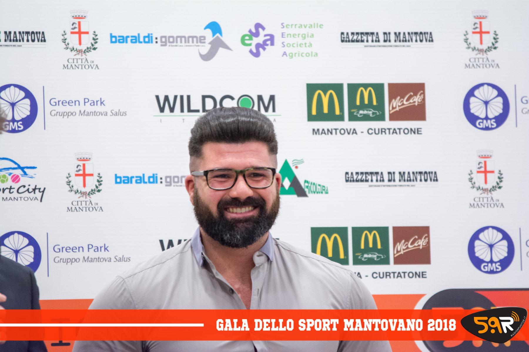 Gala dello Sport Mantovano 2018 Web Radio 5 (117)