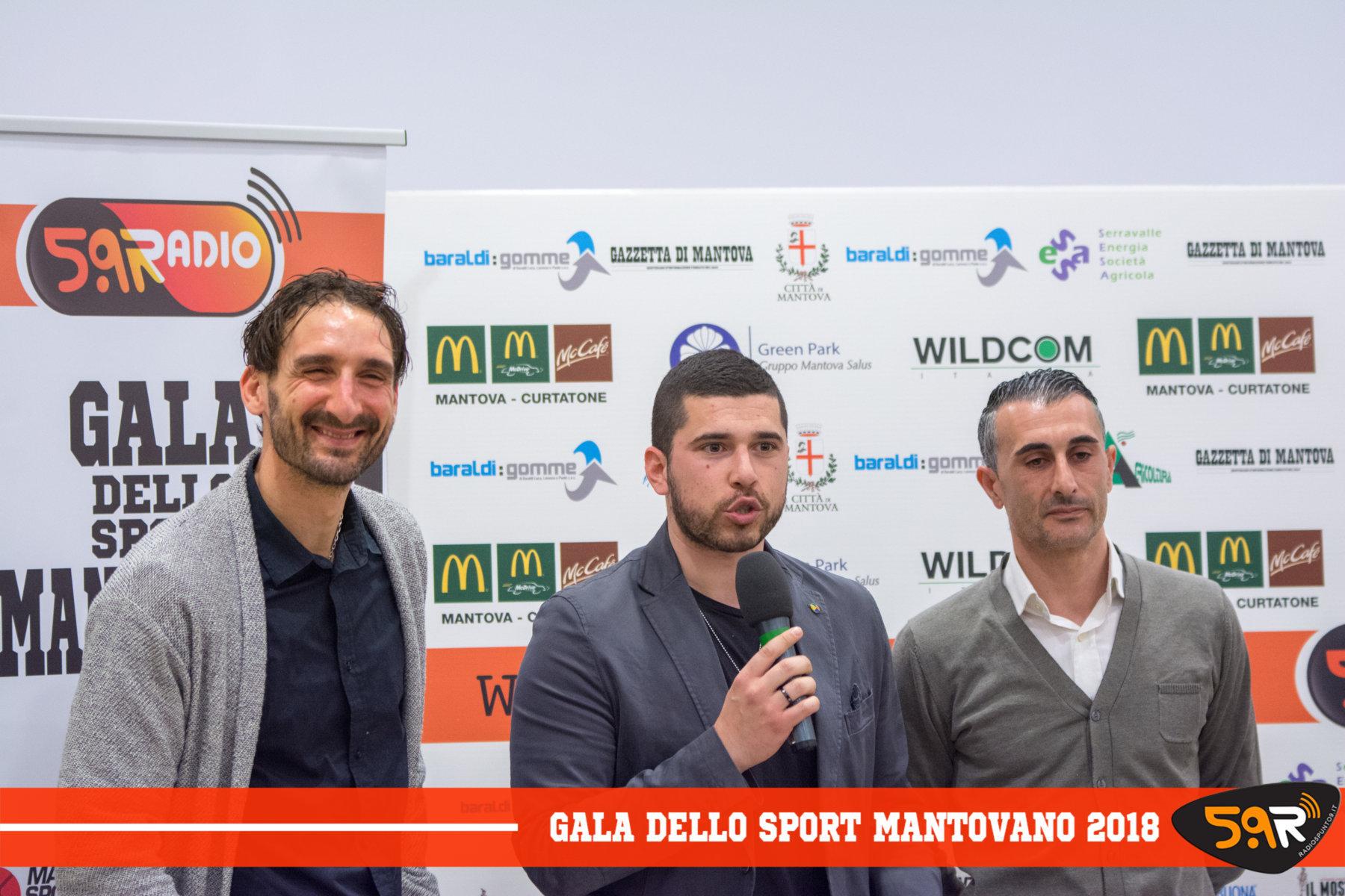 Gala dello Sport Mantovano 2018 Web Radio 5 (120)