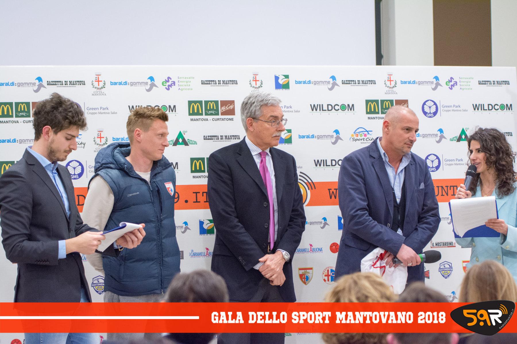 Gala dello Sport Mantovano 2018 Web Radio 5 (123)