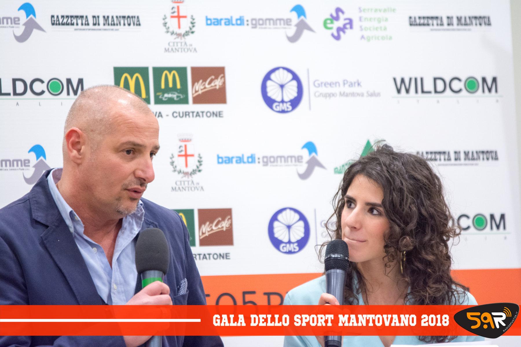 Gala dello Sport Mantovano 2018 Web Radio 5 (124)