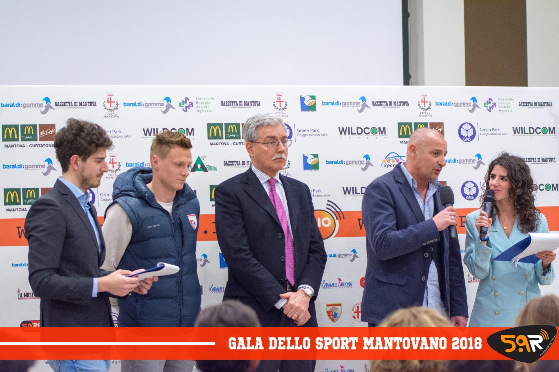 Gala dello Sport Mantovano 2018 Web Radio 5 (126)