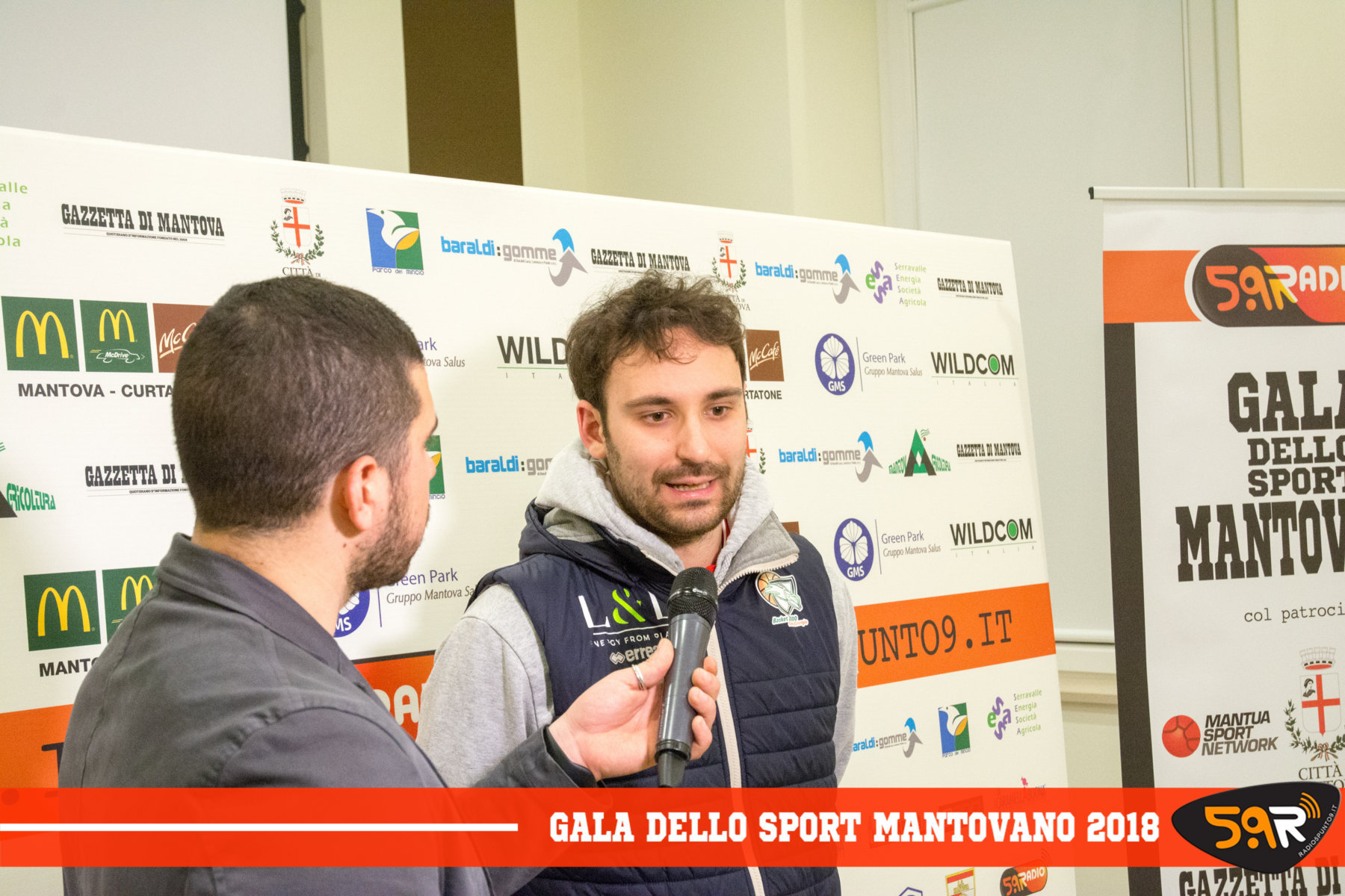 Gala dello Sport Mantovano 2018 Web Radio 5 (130)