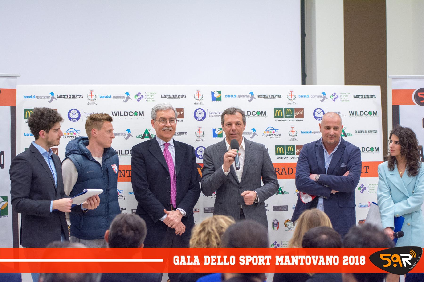 Gala dello Sport Mantovano 2018 Web Radio 5 (2)