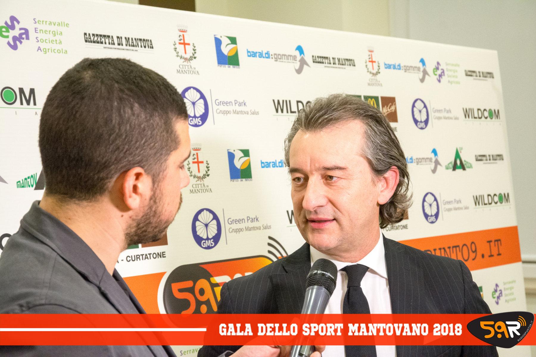 Gala dello Sport Mantovano 2018 Web Radio 5 (41)