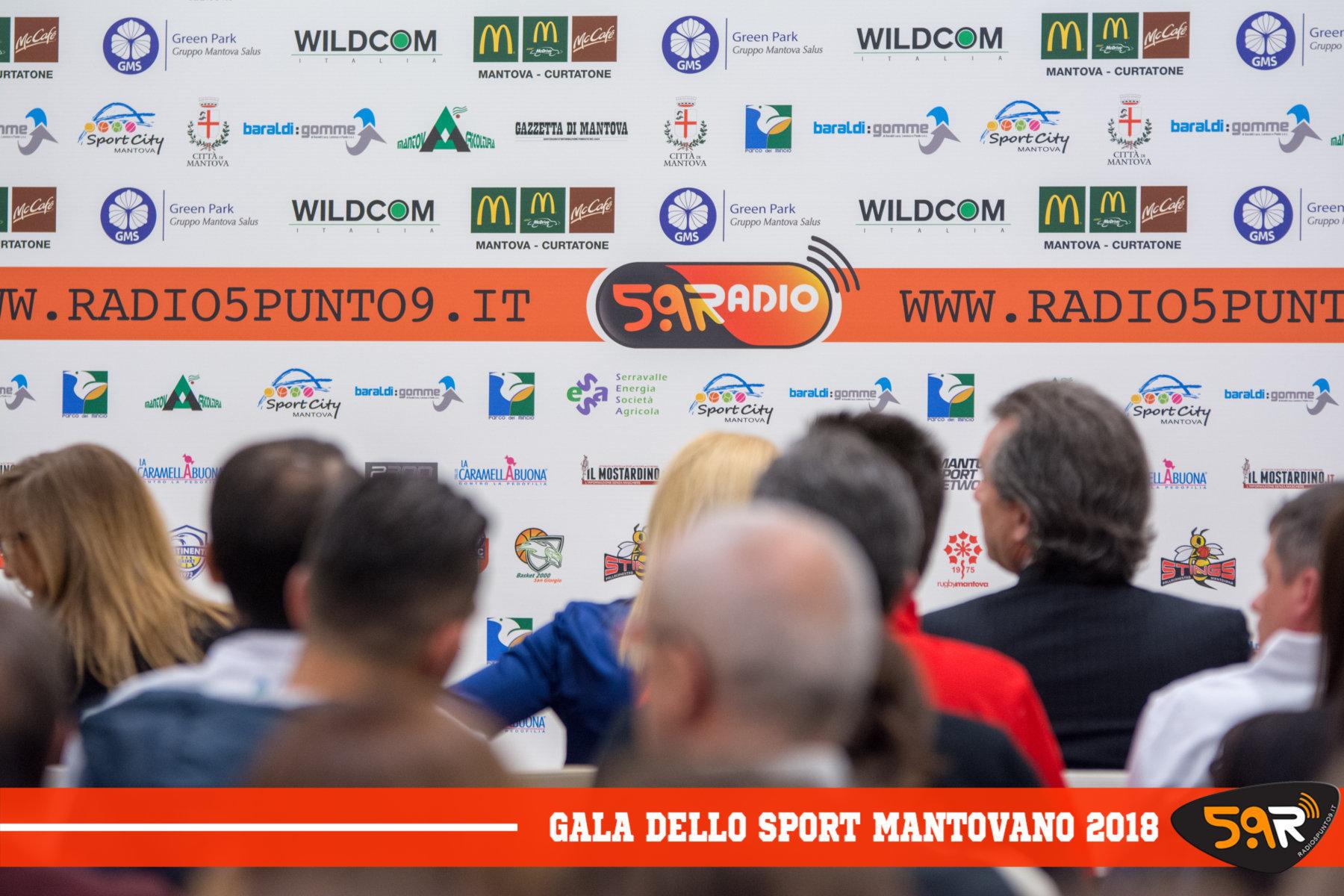 Gala dello Sport Mantovano 2018 Web Radio 5 (66)