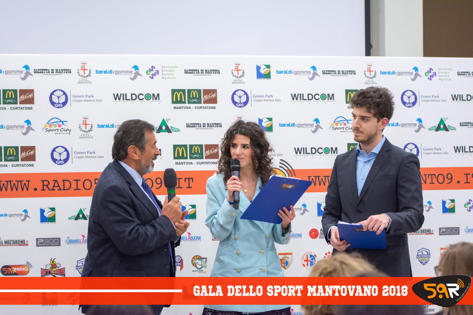 Gala dello Sport Mantovano 2018 Web Radio 5 (70)