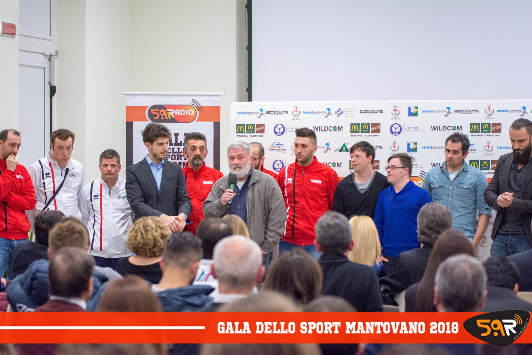 Gala dello Sport Mantovano 2018 Web Radio 5 (78)