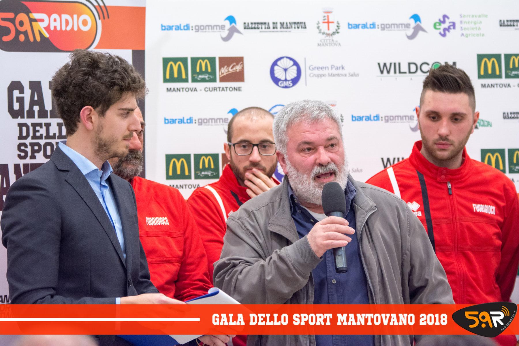 Gala dello Sport Mantovano 2018 Web Radio 5 (81)