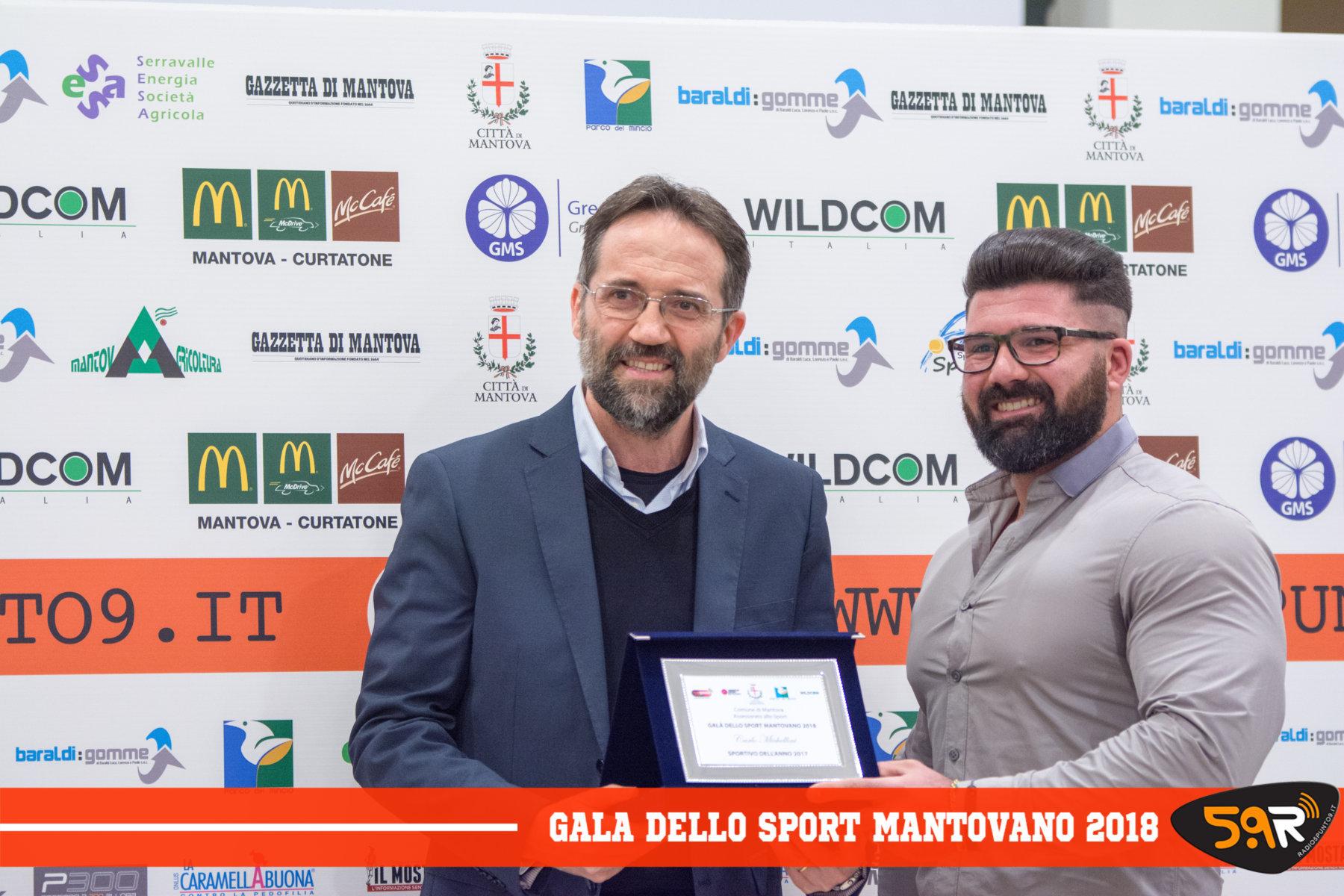 Gala dello Sport Mantovano 2018 Web Radio 5 (83)