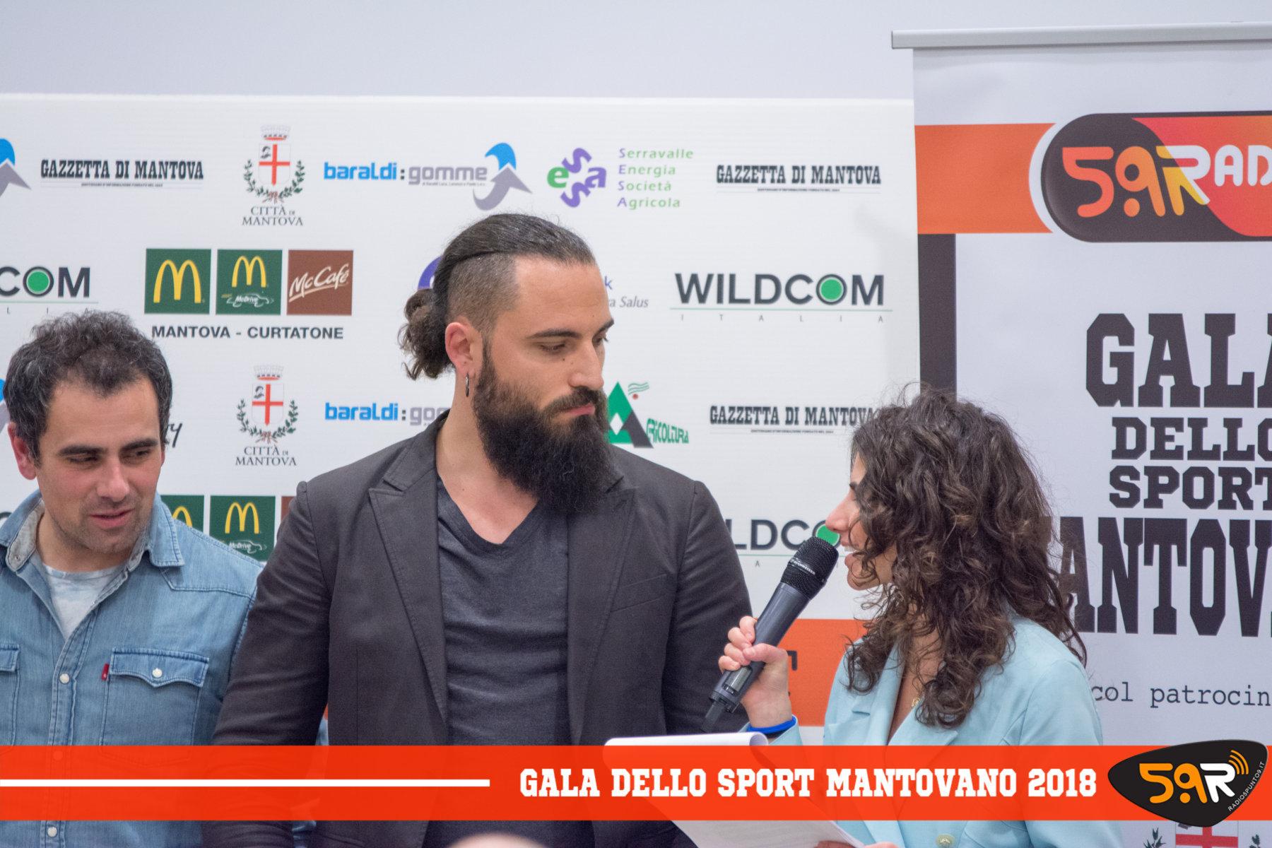 Gala dello Sport Mantovano 2018 Web Radio 5 (86)