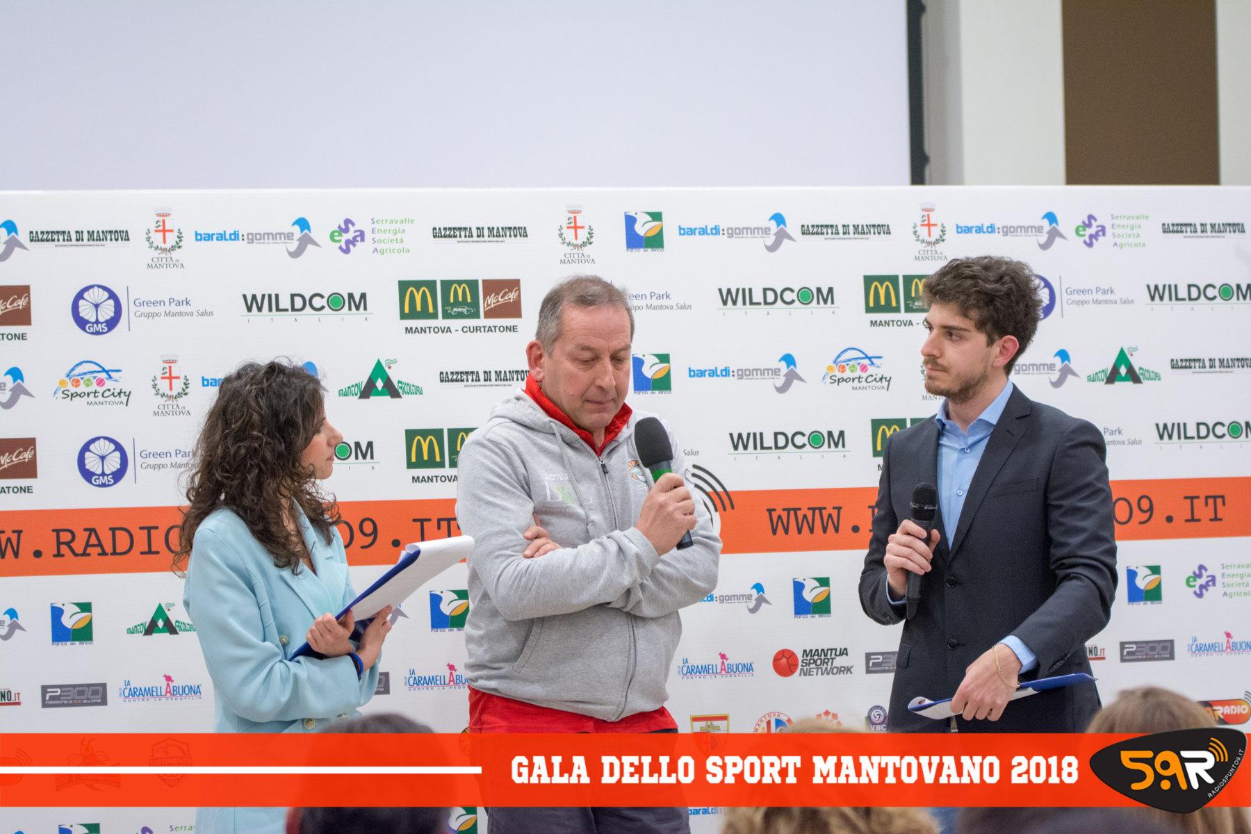 Gala dello Sport Mantovano 2018 Web Radio 5 (98)