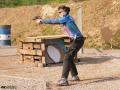 Tiro dinamico Valeggio sul Mincio Verona sport Il Mostardino 11
