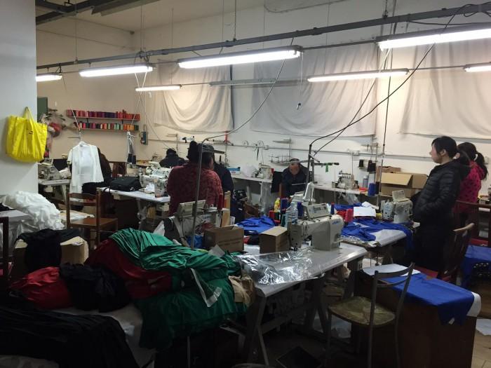 Carabinieri chiuso laboratorio cinese Finale Emilia clandestini Il Mostardino news notizie