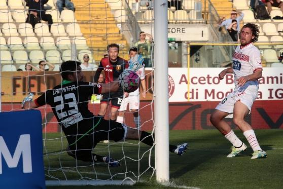 Lollo Carpi-Genoa 4-1