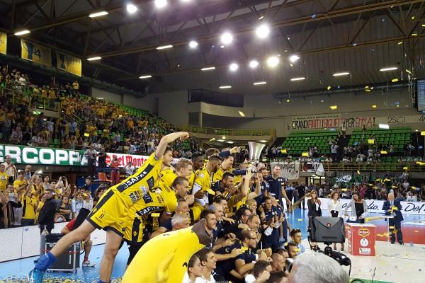 La Supercoppa DelMonte va a Modena dopo una prestazione strepitosa