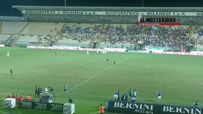 Carpi-Benevento 1-1