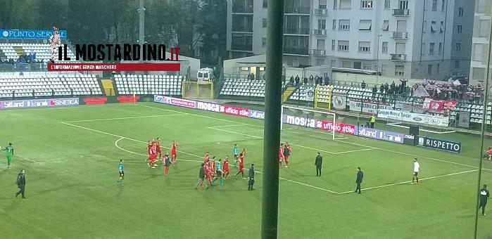 Pro Vercelli-Carpi 0-0