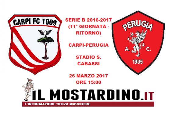 Carpi, l'avversario (un girone dopo): focus sul Perugia