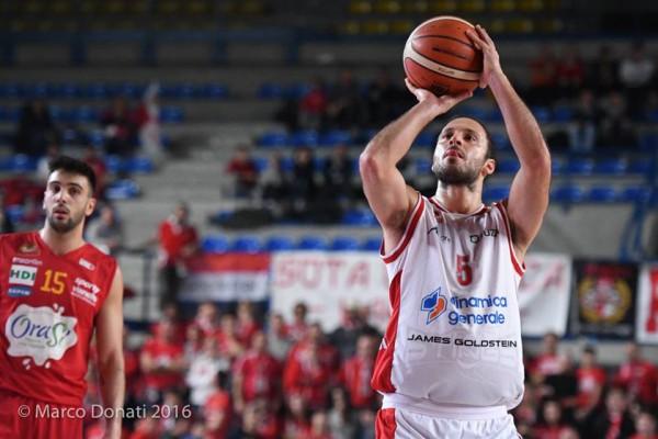Basket Serie A2 Est: Crollo Dinamica, Udine vince di rimonta con un ultimo quarto super