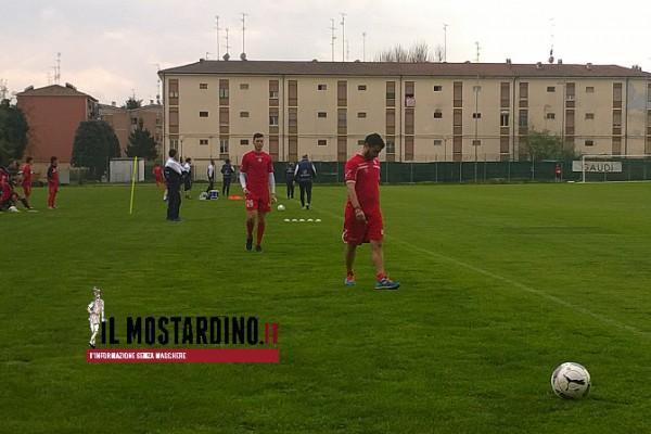 Verso Carpi-Perugia: partitella all'antistadio con la Primavera. In porta spazio a Petkovic?