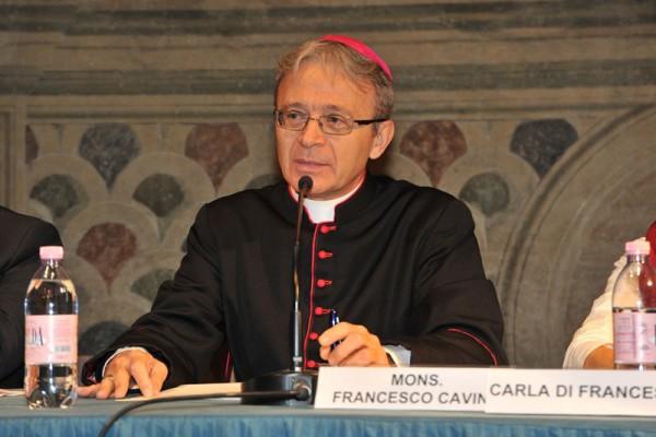 Il Vescovo Cavina sui gravi atti vandalici ai danni dell'istituto Meucci di Carpi: