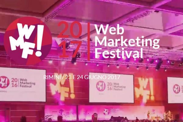 """Il Mostardino.it """"Media Supporter"""" della 5^ edizione del Web Marketing Festival di Rimini"""