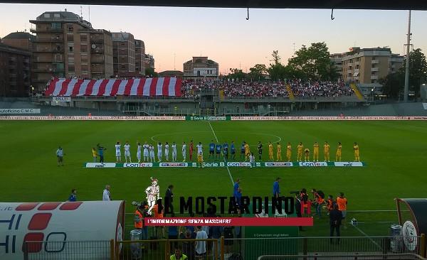 Carpi-Frosinone 0-0: l'accesso in Finale Play-off si deciderà al Matusa
