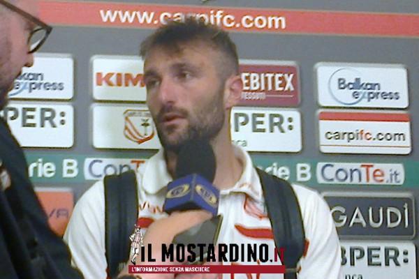 Castori, Poli e Concas: post-partita di Carpi-Frosinone 0-0