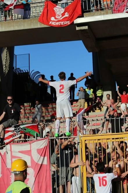 Lecce-Carpi 1-1 Letizia