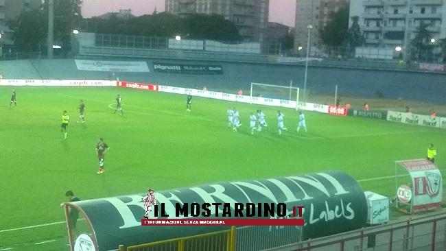 Mbakogu Carpi-Livorno 4-0