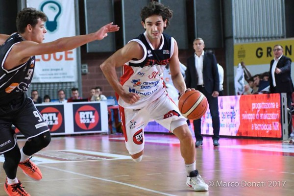 Basket Serie A2 Est: Stings Mantova, terzo acuto nel derby con Ferrara