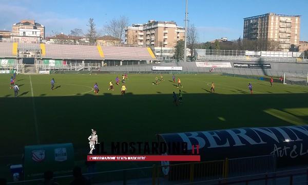 Verso Novara-Carpi: primo allenamento e partitella al Cabassi