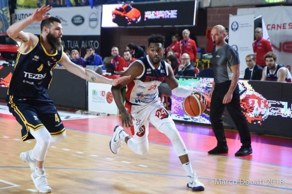 Basket Serie A2 Est: gli Stings lottano ma si arrendono all'Alma Trieste