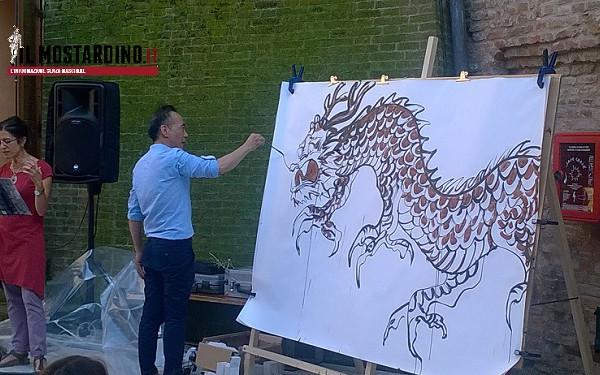 Carpi, Festa del Racconto: Chen Jiang Hong pennella i racconti della Cina mitica