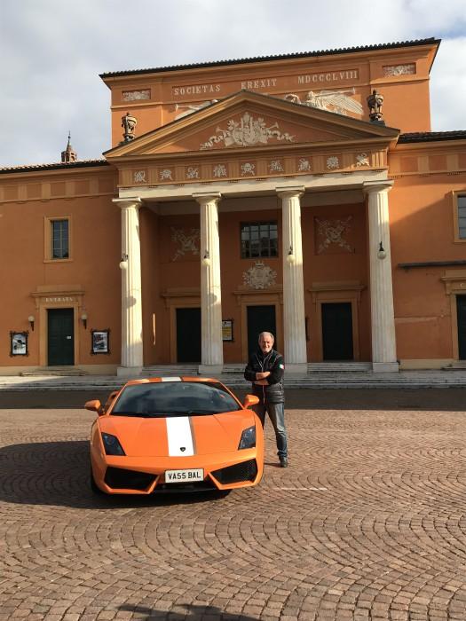 Valentino Balboni Lamborghini 2