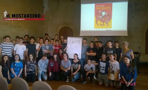 Carpi, Festa del Racconto 2018: incontro con il fumettista Tuono Pettinato