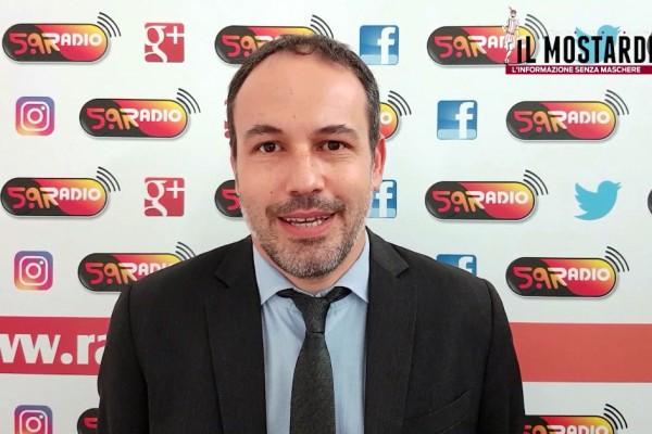 Il Sindaco di Carpi Alberto Bellelli a Radio 5.9: