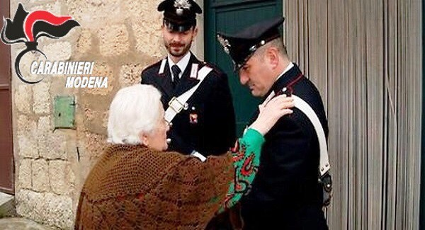Carpi, chiedevano soldi ad una anziana: cittadino mette in fuga due presunti truffatori