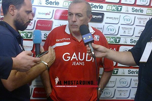 Castori, Arrighini, Sabbione e Romagnoli: post-partita di Carpi-Brescia 1-1